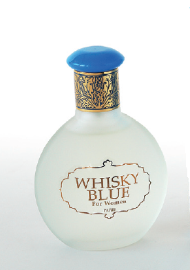 Evaflor Whisky Blue (for Women) тестер