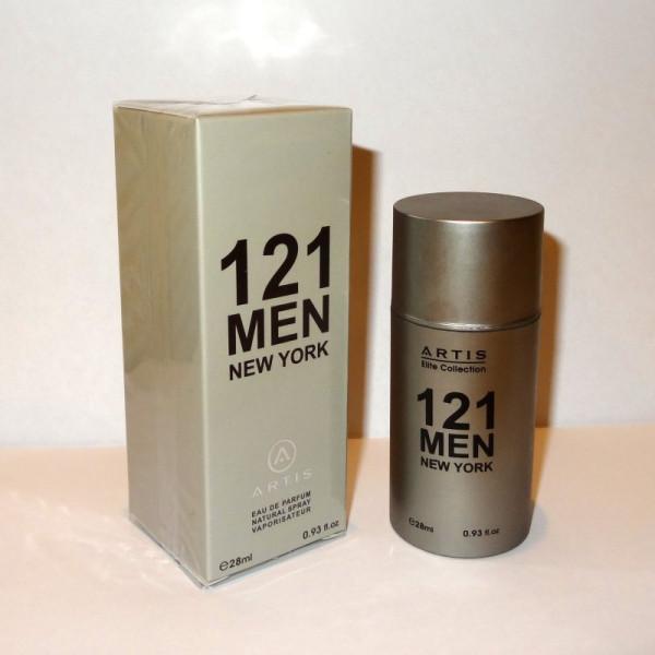 ARTIS 121 New York Men Elite Collection 28 ml (for Men)