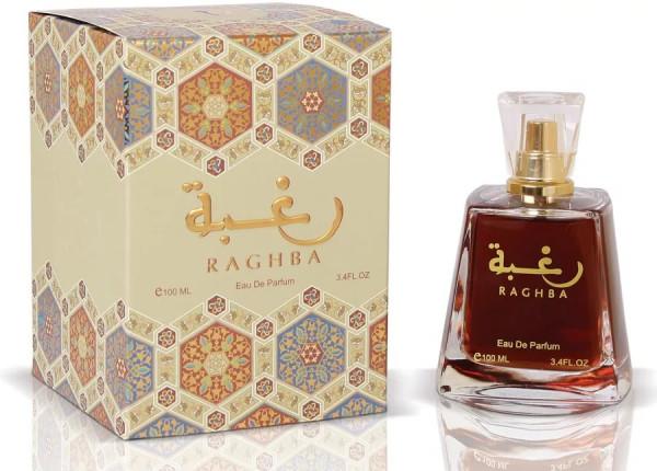 Lattafa Raghba (for Women) +deo 50 ml