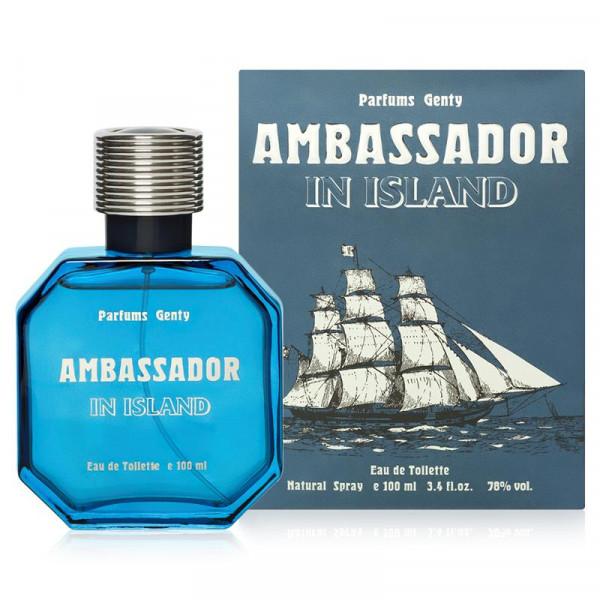 Parfums Genty Ambassador in Island (for Men)